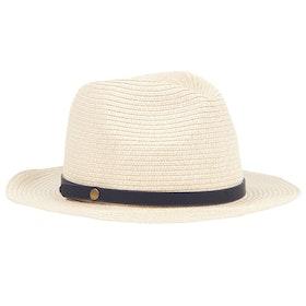 Barbour Heathfield Trilby Women's Hat - Natural