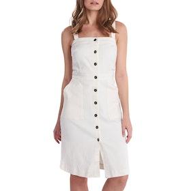 Barbour Darcie Pinafore Women's Dress - Cloud