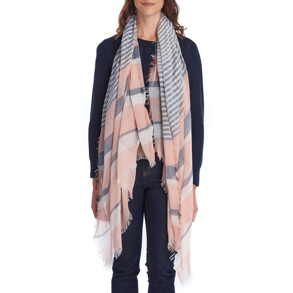 Barbour Shoreside Wrap Women's Scarf