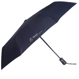 Barbour Automatic Umbrella - Navy