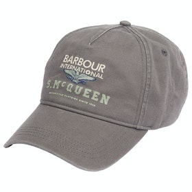Barbour International Smq Relay Sports Cap - Olive