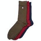 Barbour Saltire 3 Pack Men's Fashion Socks