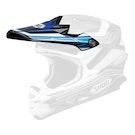 Shoei VFXW Capacitor Helmet Peak