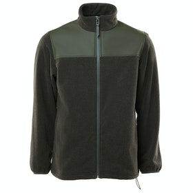 Polaire Rains Fleece Zip Puller - Green