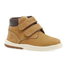 Stivali Bambini Timberland Toddle Tracks H&l - Wheat Nubuck
