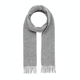 Royal Speyside Lambswool Scarf - Light Grey