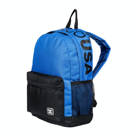 DC Backsider Print Backpack