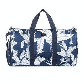 Roxy Pumpkin Spice Womens Luggage - Mood Indigo Flying Flowers S