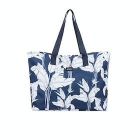 Bolso de playa Mujer Roxy Wildflower Tote - Mood Indigo Flying Flowers