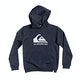 Quiksilver Big Logo Youth Update Boys Pullover Hoody