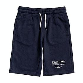 Pantaloncini Quiksilver Easy Day Track - Navy Blazer