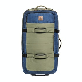 Quiksilver New Reach 100L Luggage - Burnt Olive