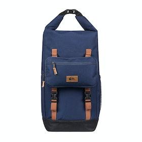 Quiksilver Sea Stash Plus Backpack - Navy Blazer