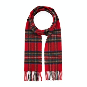 Royal Speyside Cashmere Scarf - Royal Stewart