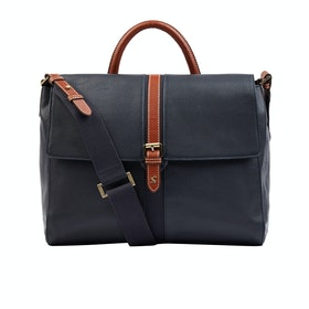 Joules Banbury Women's Satchel - French Navy