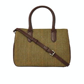 Borsa a Mano Donna Joules Thernwell Tweed 30th Anniversary - Mr Toad
