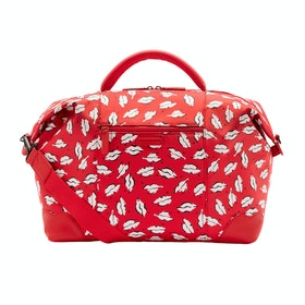 Marsupio Donna Lulu Guinness Beauty Spot Fenella Weekend - Scarlet
