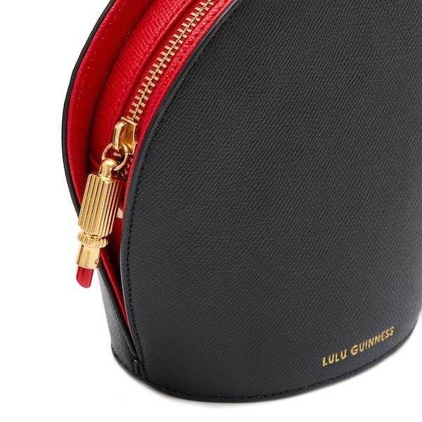 Lulu Guinness Mini Grain Willow Women's Handbag