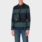 Paul Smith Check Nylon Schoudertas