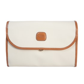 Brics Firenze Wash Bag - Cream