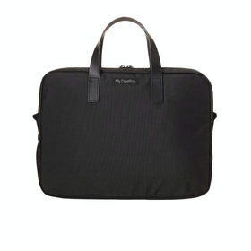 Ally Capellino Mansell Briefcase - Black V2