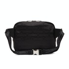 Hunter Refined Jacquard Crossbody Messenger Bag