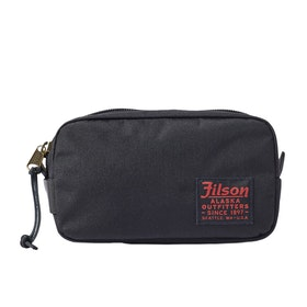 Filson Travel Pack Wash Bag - Darknavy