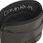 Saco de Mensageiro Homen Calvin Klein Ck Direct Mini Flat
