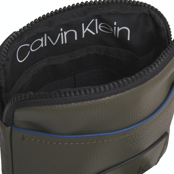 Calvin Klein Ck Direct Mini Flat Men's Messenger Bag