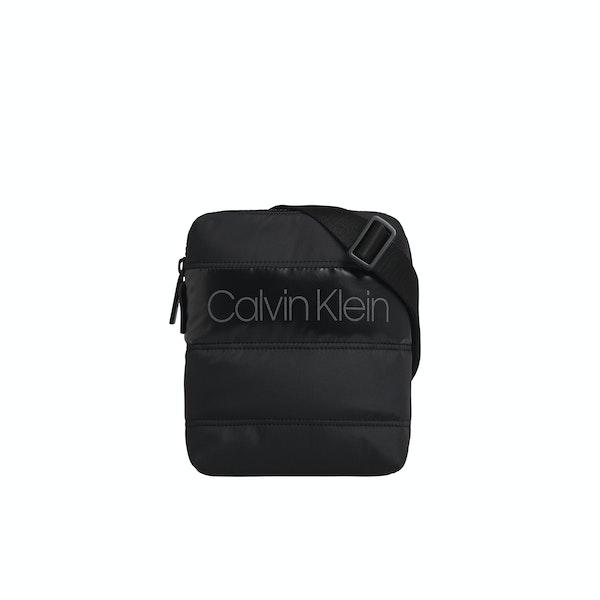 Saco de Mensageiro Calvin Klein Puffer Mini Reporter