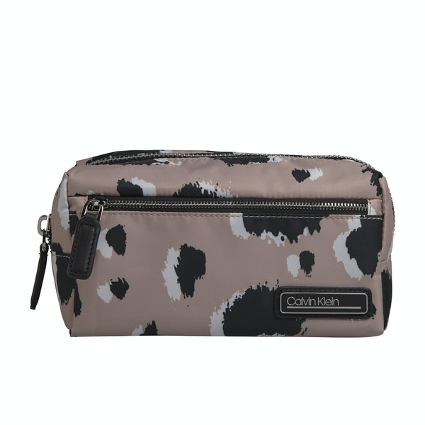 Calvin Klein Primary Cosmetic Women's Make Up Bag