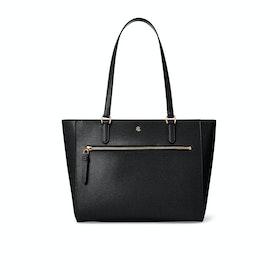 Borsa Shopper Donna Lauren Ralph Lauren Weldon 29 Tote - Black