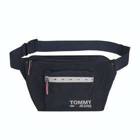 Bolsa de Cinta Senhora Tommy Jeans Cool City - Black Iris