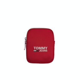 Tommy Jeans Cool City Compact Handbag - Flame Scarlet