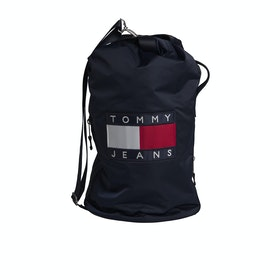 Tommy Jeans Heritage Sli Damen Fitnesstasche - Black Iris