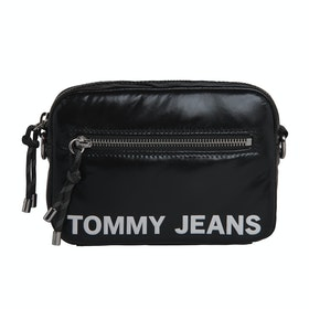 Tommy Jeans Item Crossover Women's Bum Bag - Black