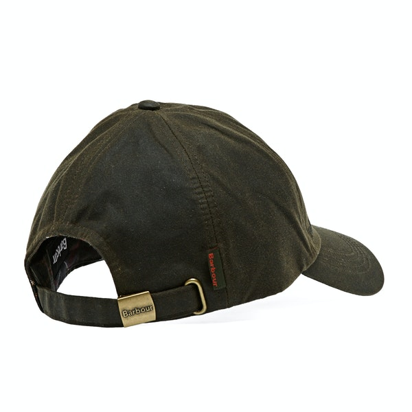 Barbour Wax Sports Men's Cap