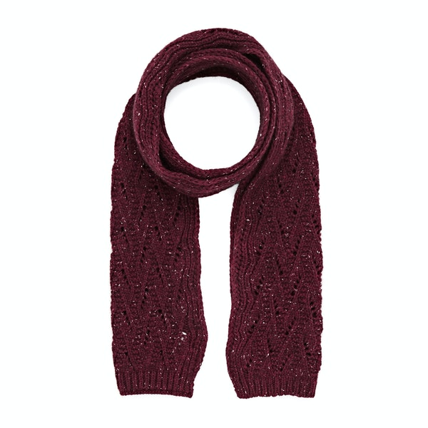 Dents Lace Marl Women's Scarf