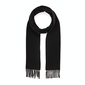Royal Speyside Lambswool Scarf - Black