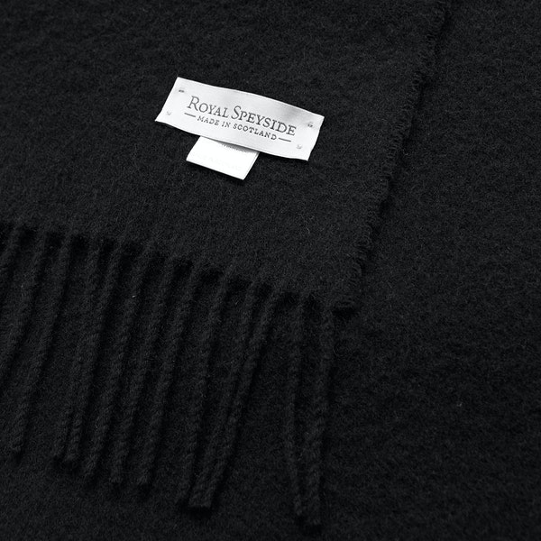 Royal Speyside Lambswool Szalik
