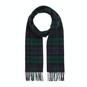 Royal Speyside Lambswool Scarf - Black Watch