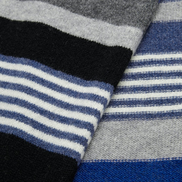 Paul Smith Lew Stripe Scarf