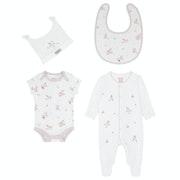 Grenouillère Enfant Cath Kidston 4pk Baby Starter Set