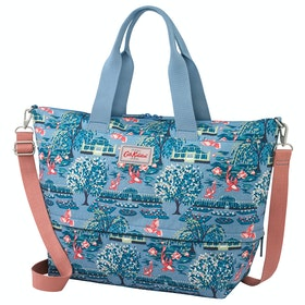 Bagaglio Donna Cath Kidston Expandable Travel Bag - Blue