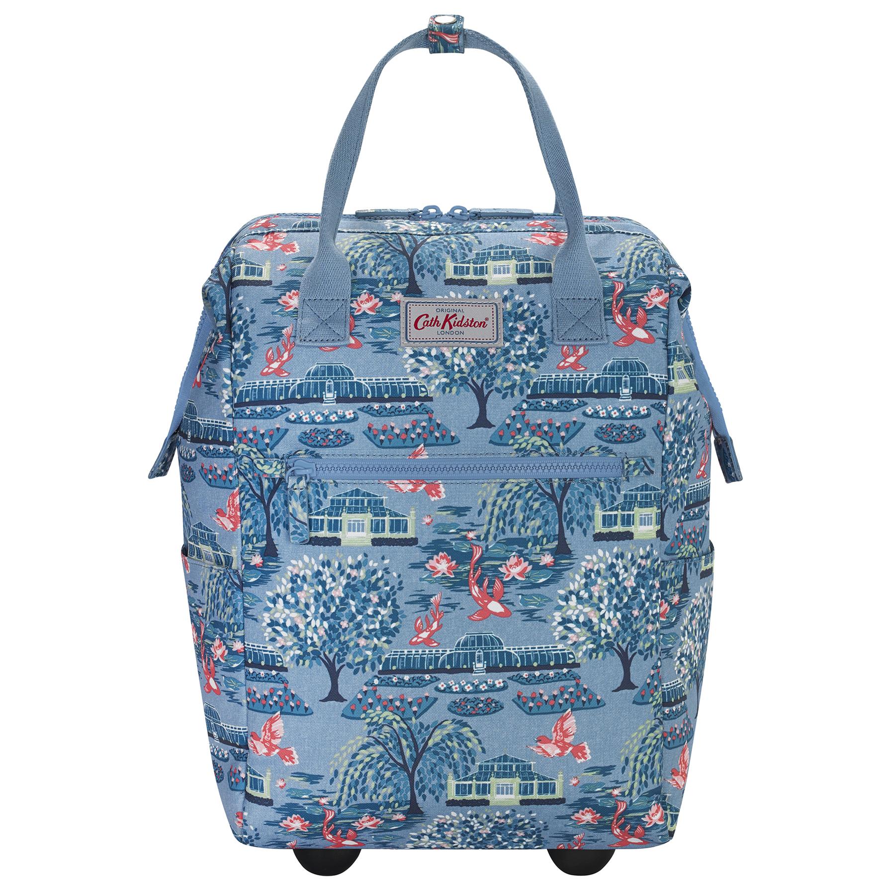 Le Chameau Wellington Boot Bag  Blue With Net /& Pouch Pocket Carry Handle