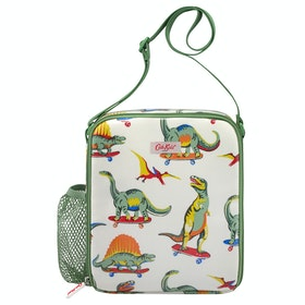 Cath Kidston Classic Kid's Lunch Bag - Skateboard Dino