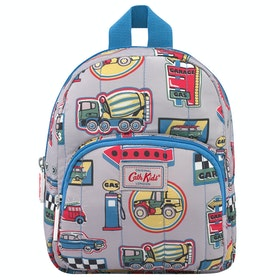 Cath Kidston Mini Quilted Kid's Backpack - Light Grey
