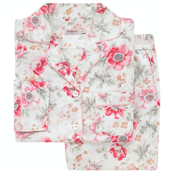 Cath Kidston Lindfield Meadow Long Women's Pyjamas