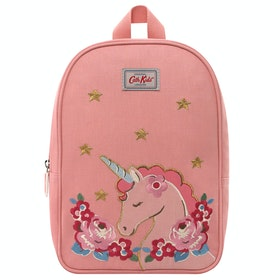Cath Kidston Medium Novelty Unicorn Kid's Backpack - Vintage Pink