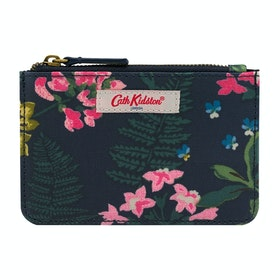 Cath Kidston Small Card And Coin パース - Navy